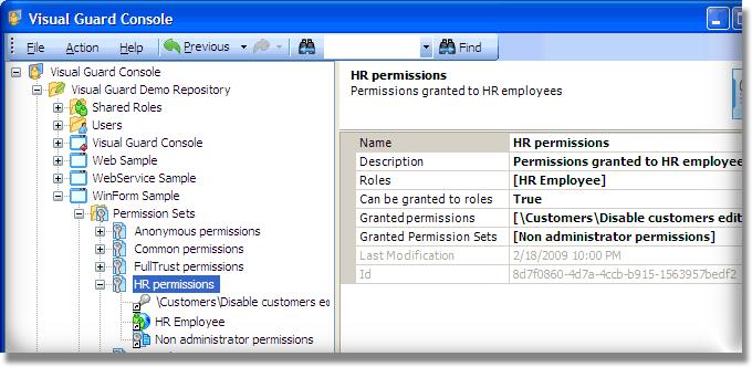 Permission Set